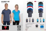 Ladies Fashion Fit T-Shirt Catalogue Page