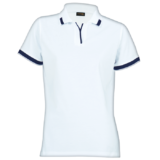 Ladies Matrix Golfer white-navy