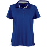 Ladies Baxter Golfer royal-silver