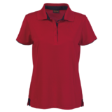 Ladies Baxter Golfer red-black