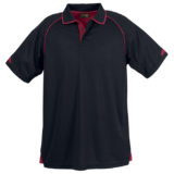 Men's Felton Golfer black-red