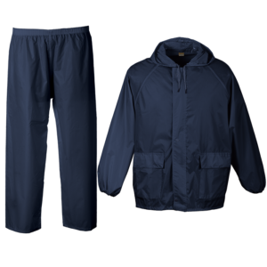 Contract Rain Suit navy