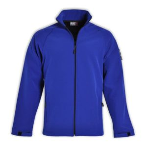 Classic Softshell Jacket royal
