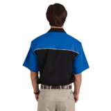 Traction Pit Crew Shirt back